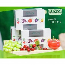 Rinze Alfalfa Detox รินเซ่ ดีท็อกซ์ ชงดื่ม พุงยุบ ลำไส้สะอาด ธรรมชาติ 100%
